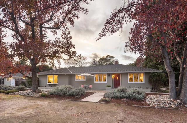 1400 Holly Avenue, Los Altos, CA 94024