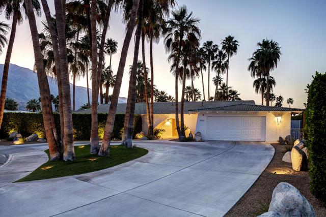1952 Ledo Circle, Palm Springs, CA 92264