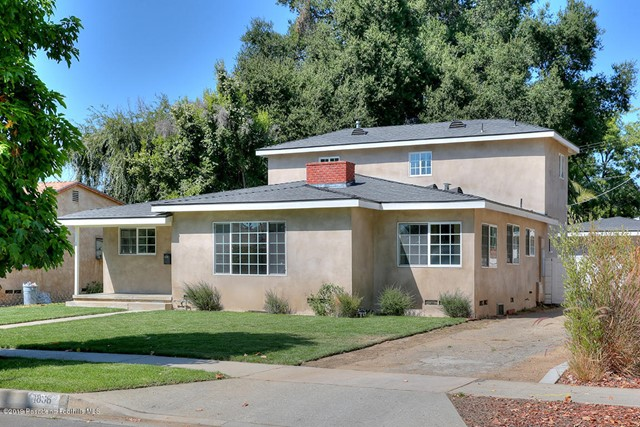 1836 Kenneth Way, Pasadena, CA 91103