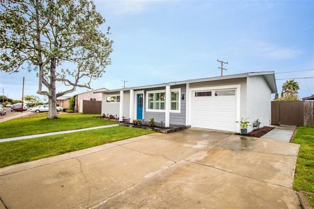 4264 Feather Avenue, Clairemont Mesa, CA 92117