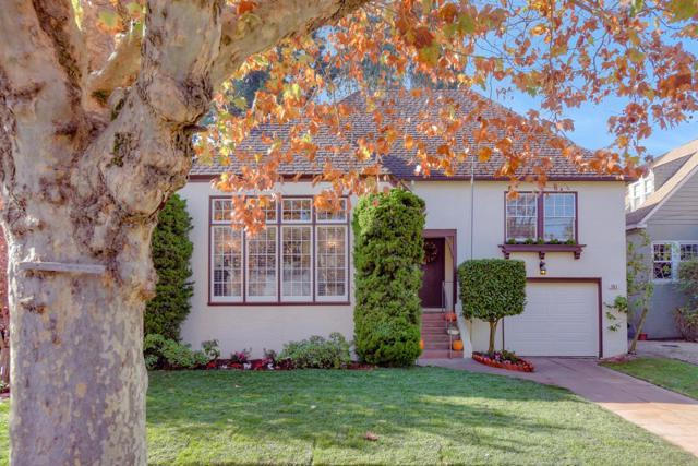751 Winchester Drive, Burlingame, CA 94010