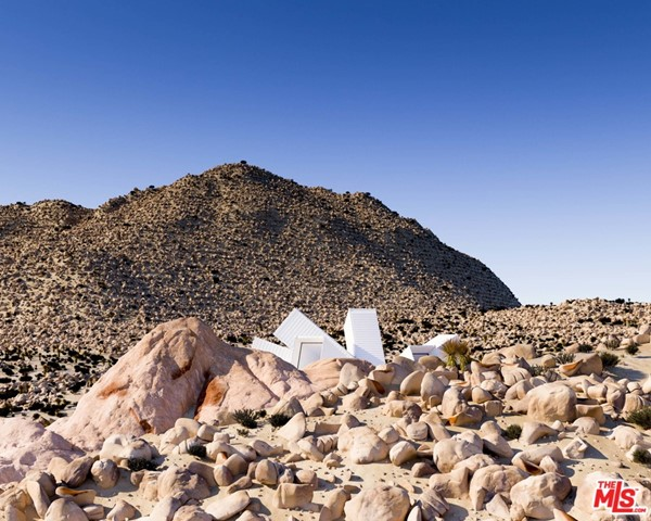 0 WAGON WHEEL Road, Joshua Tree, CA 92252