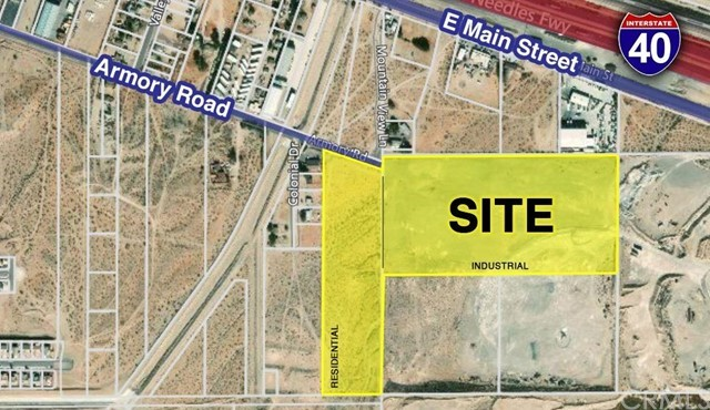 2450 Armory Road, Barstow, CA 92311