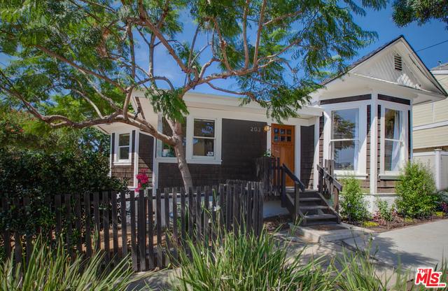 203 MILLS Street, Santa Monica, CA 90405