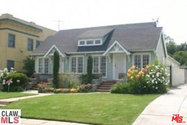 893 S NORTON Avenue, Los Angeles, CA 90005