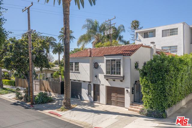 1205 N SPAULDING Avenue, West Hollywood, CA 90046
