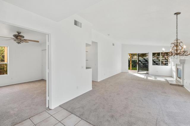 3rd bedroom/Living room