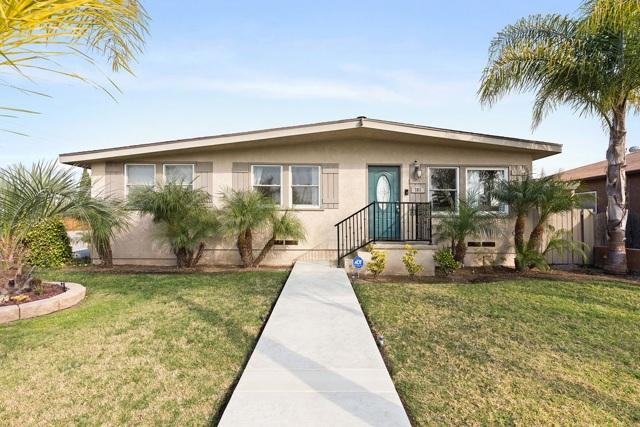 761 Paraiso Ave, Spring Valley, CA 91977