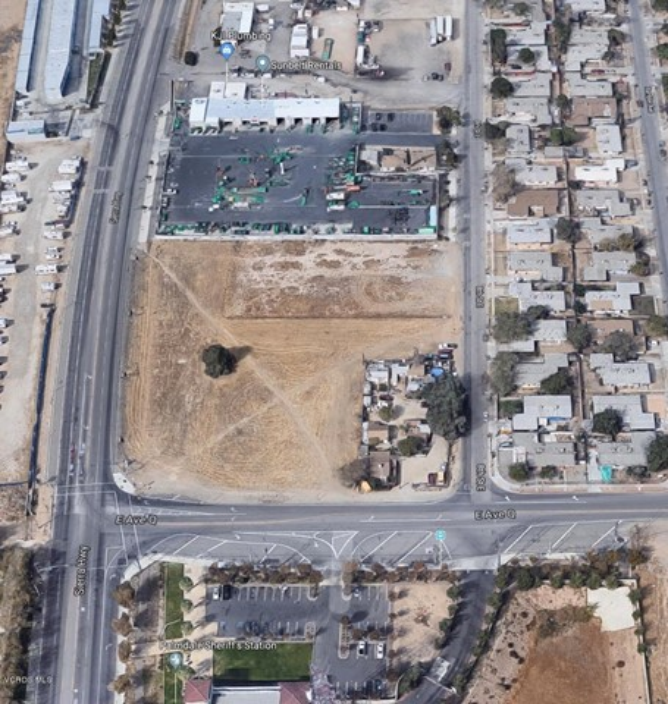 Vac/Cor Sierra Hwy/Ave Q, Palmdale, CA 93550