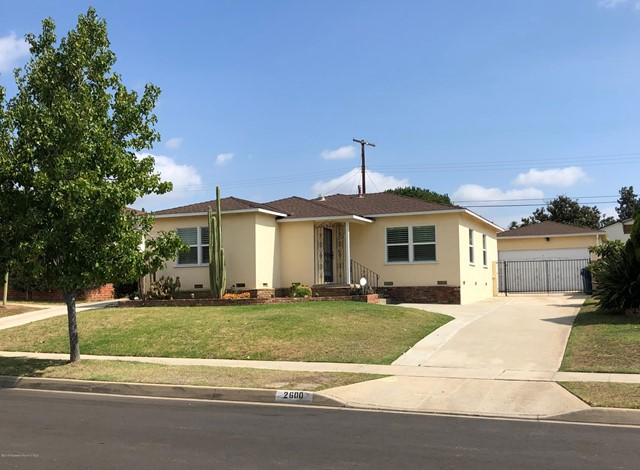 2600 Midwickhill Drive, Alhambra, CA 91803
