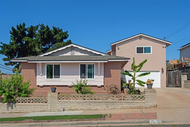 3502 Mount Acomita Ave., San Diego, CA 92111