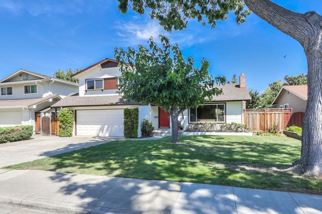 250 Coventry Drive, Campbell, CA 95008