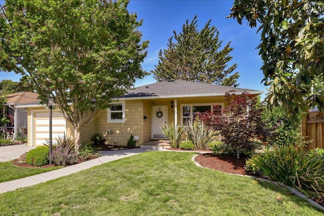1067 17th Avenue, Redwood City, CA 94063
