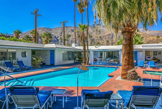 1420 Indian Canyon Drive, Palm Springs, CA 92262
