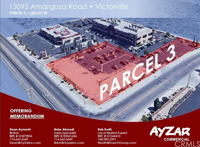 15095 Amargosa Road, Victorville, CA 92394
