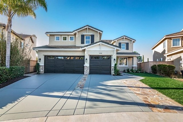 3248 Canyon View Drive, Oceanside CA 92058