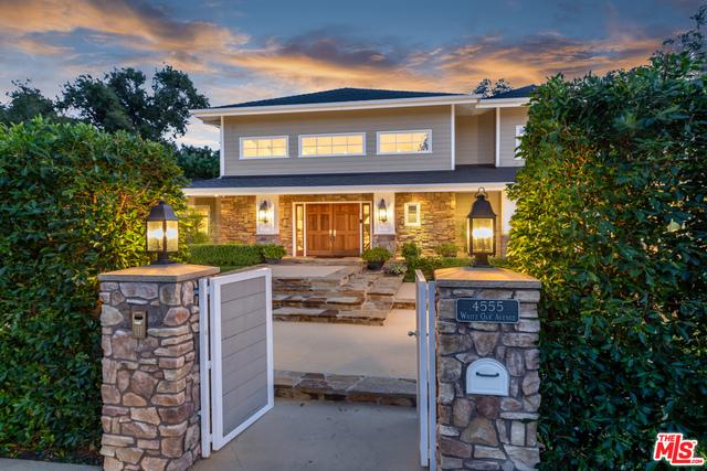 4555 WHITE OAK Avenue, Encino, CA 91316