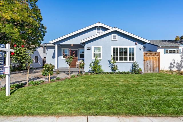 806 Grant Place, San Mateo, CA 94402