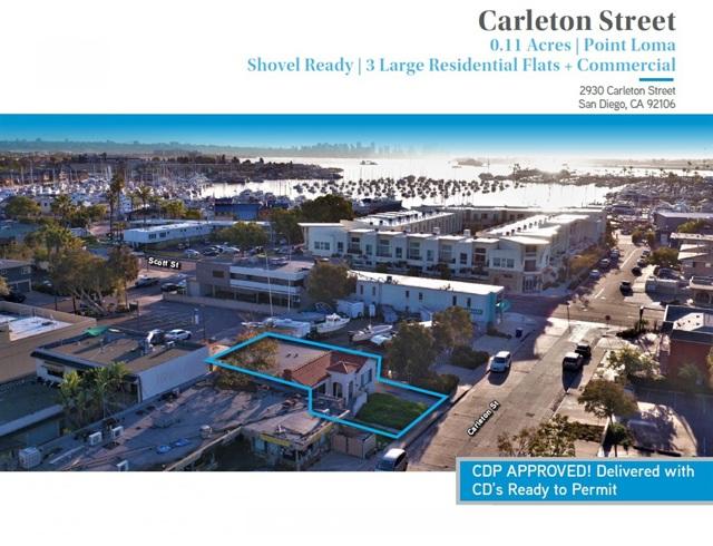 0 Carleton St., San Diego, CA 92106