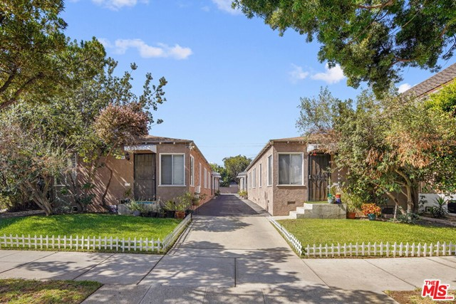 The perfect opportunity to own a well-maintained 7-unit income building in the highly sought-after Sunset Park neighborhood located just blocks away from shopping, restaurants, Trader Joes, nightlife, Santa Monicas Production District & freeway/transit access. This property consists of two single-story buildings with 7 nicely upgraded 1Bd+1Ba apartments. All units have hardwood & tile floors, crown moldings & vintage charm! Copper plumbing & separately metered gas & electric. Off-street parking for each unit.
