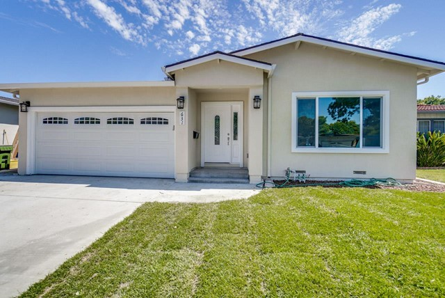 631 Clara Vista Avenue, Santa Clara, CA 95050