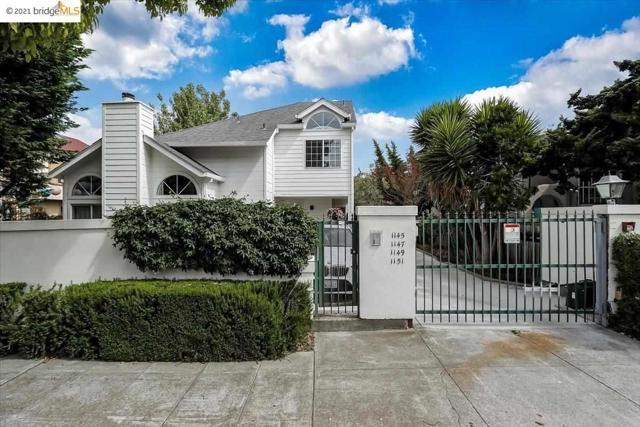 25. 1147 Hearst Ave. Berkeley, CA 94702