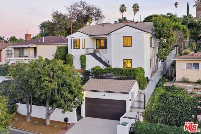 4020 BARRYKNOLL Drive, Los Angeles, CA 90065