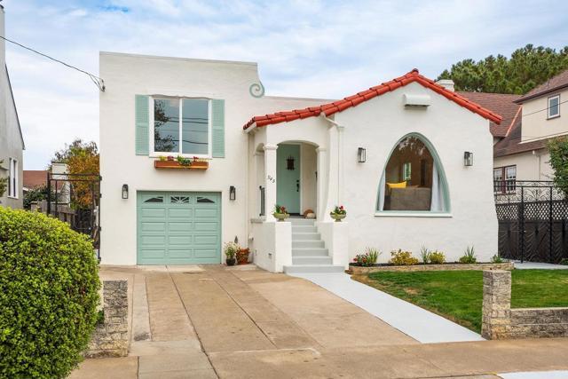 945 Grant Street, San Mateo, CA 94402