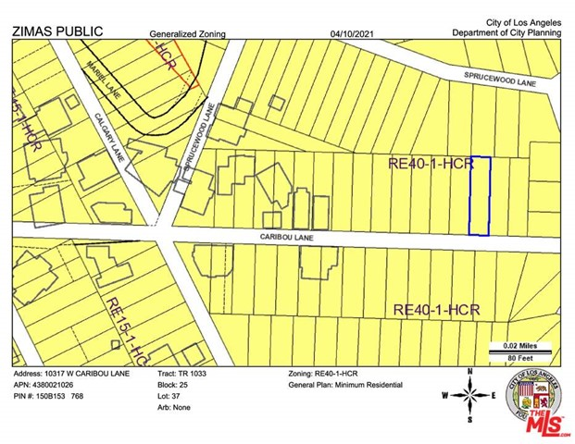 10317 caribou Lane, Bel Air, CA 90077