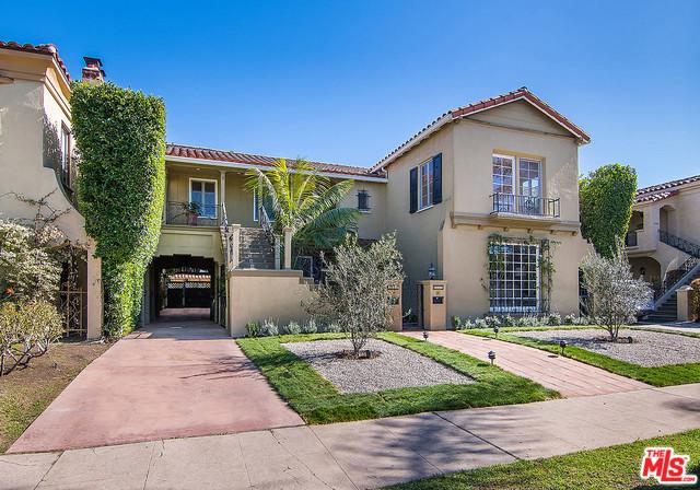 1064 S ALFRED Street, Los Angeles, CA 90035