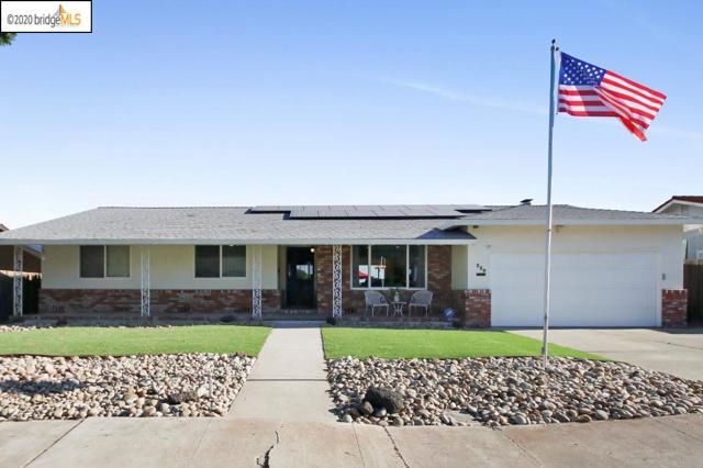 229 Boulder Drive, Antioch, CA 94509