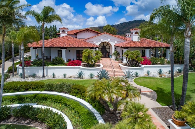7152 Rancho La Cima Dr, Rancho Santa Fe, CA 92067