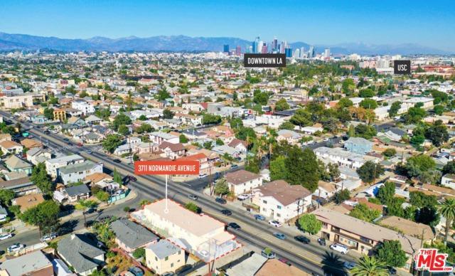 3711 NORMANDIE Avenue, Los Angeles, CA 90007