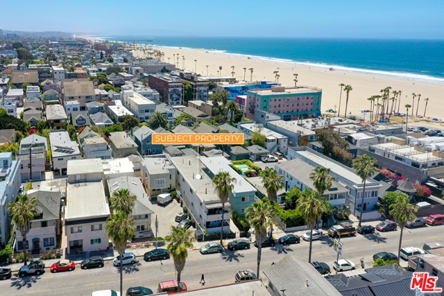 Rare opportunity to own a residential income property just seconds away from Venice Beach and the Pacific Ocean.  32 Rose Ave. couldnt be more perfect! You can feel the ocean breeze from every room, surrounding yourself in the comfort and beauty of beach living.  This oasis is perfect for residents to enjoy a neighborhood filled with character, history, and fabulous offerings such as The Venice Beach Boardwalk, shops & dining on Abbott Kinney Blvd., and numerous other outdoor and indoor activities.  This serene pocket of Venice encapsulates natural beauty with a small-town beach vibe.  Perfect atmosphere to venture out and take part in all of the community events that Venice has to offer.  The property features an excellent unit mix of (1) 2 Bedroom + 2 Bathroom unit, (1) 1 Bedroom + 1 Bathroom unit, and a vacant 1 Bedroom + 1 Bathroom unit (buyer to verify).  The exterior and interior are aesthetically pleasing and reflect the idyllic neighborhood charm which savvy owners are seeking and tenants will pay a premium for.