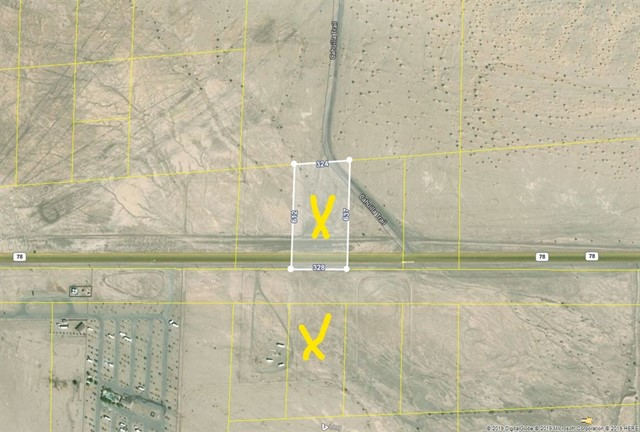 0 Highway 78, Borrego Springs, CA 92227