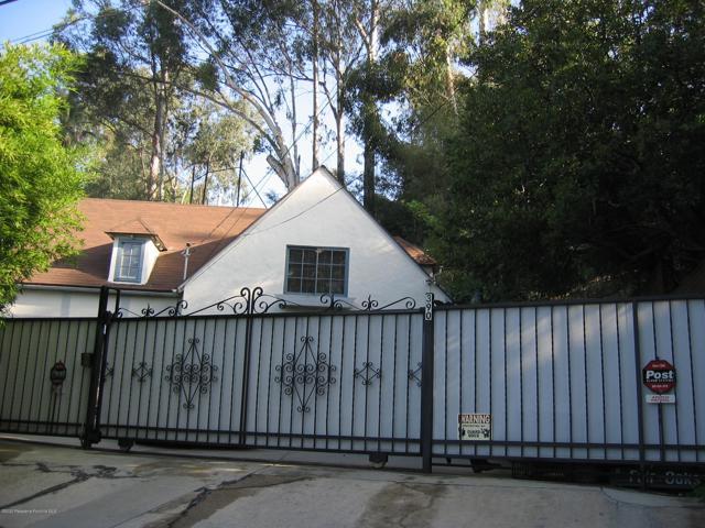 390 Glen Holly Drive, Pasadena, CA 91105