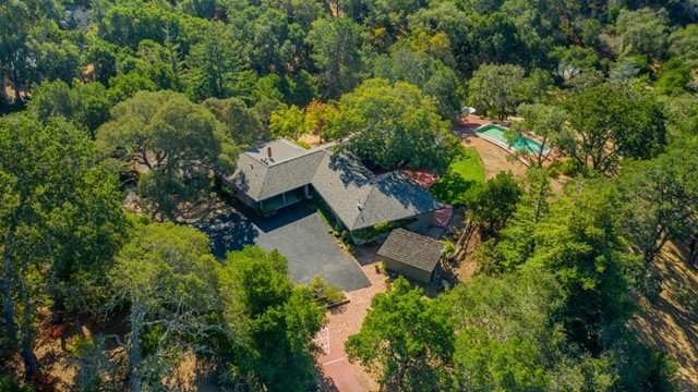 627 Westridge Drive, Portola Valley, CA 94028