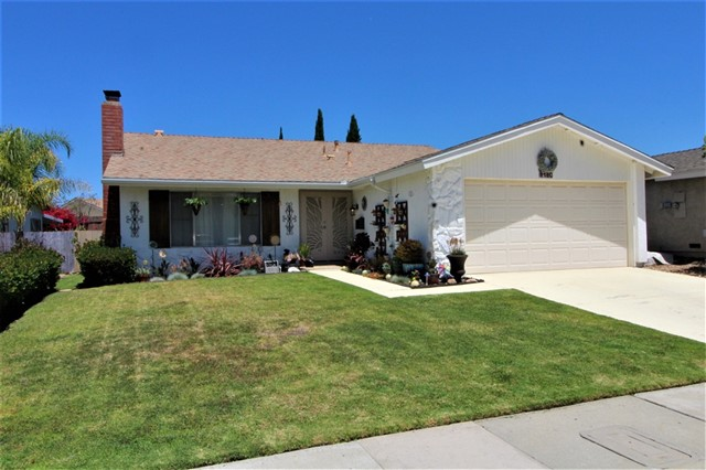 8180 Santa Arminta Ave, San Diego, CA 92126