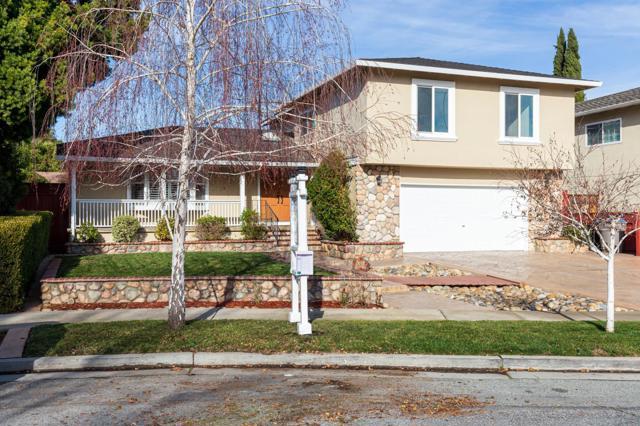 495 Barron Park Court, San Jose, CA 95136