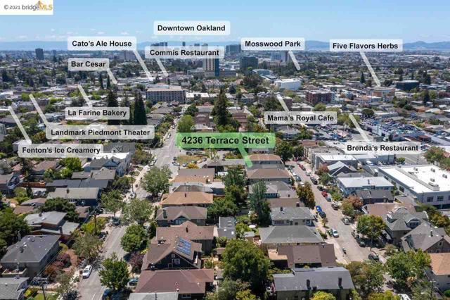 39. 4236 Terrace Street Oakland, CA 94611
