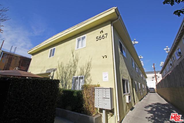 5667 Fountain Avenue, Los Angeles, California 90028, ,Multi-Family,For Sale,Fountain,21682806