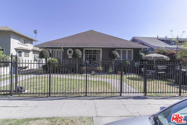 2062 W 27TH Street, Los Angeles, CA 90018