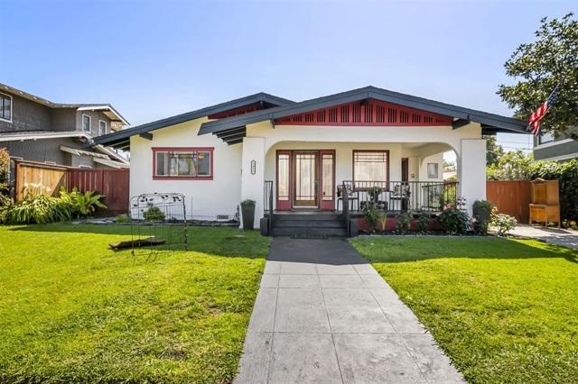2455 Dulzura Ave., San Diego, CA 92104