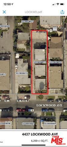 4437 LOCKWOOD Avenue, Los Angeles, CA 90029
