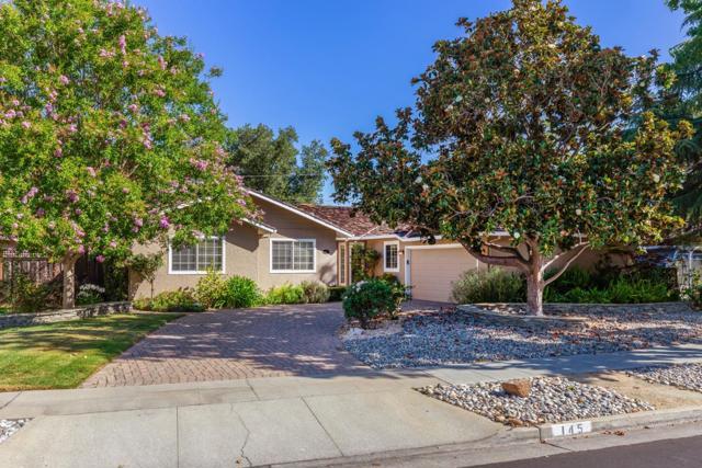 145 Westchester Drive, Los Gatos, CA 95032