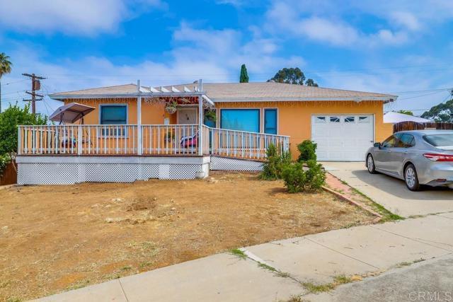 1126 Mary Street, El Cajon, CA 92021