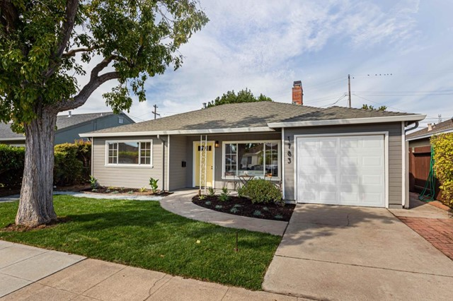1783 Cottage Grove Avenue, San Mateo, CA 94401