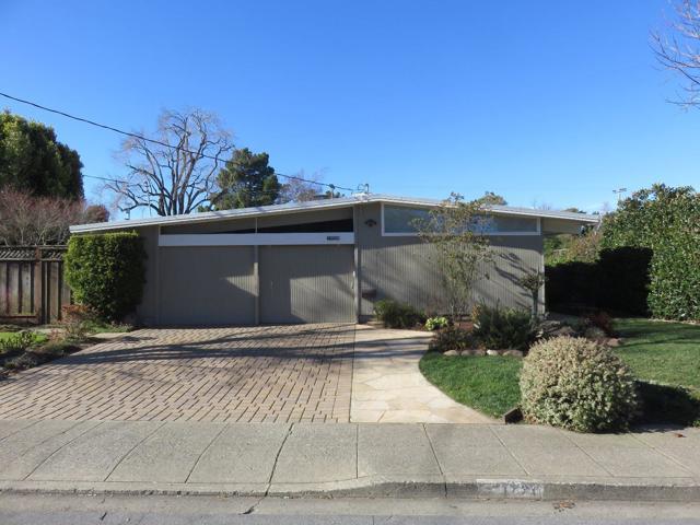 1724 Monticello Road, San Mateo, CA 94402