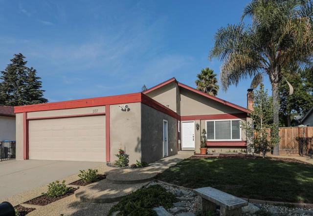 237 Vineyard Drive, San Jose, CA 95119