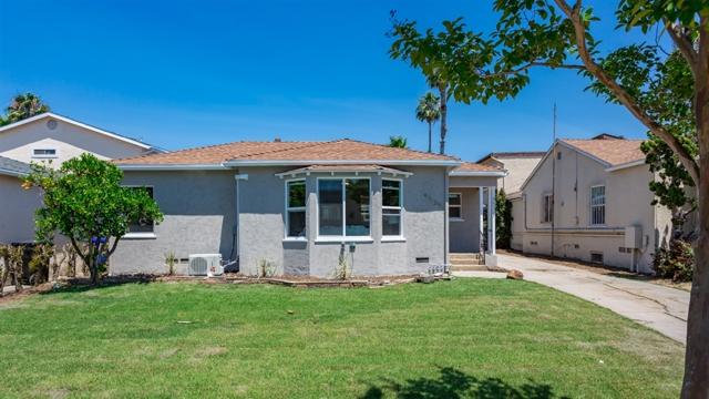 4535 Winona Ave, San Diego, CA 92115